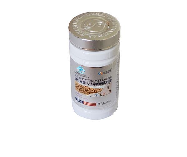大豆异黄酮软胶囊