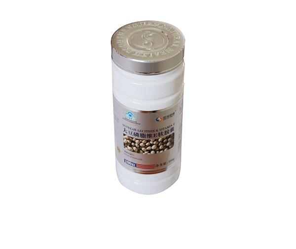 大豆磷脂维E软胶囊